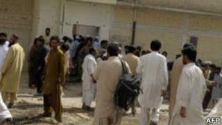 Люди в Пакистане