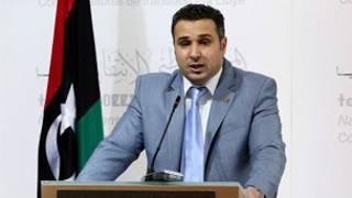 المتحدث باسم المجلس الانتقالي الليبي