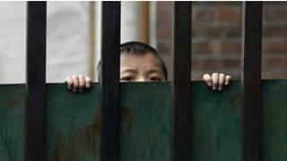 चीनी बच्चे