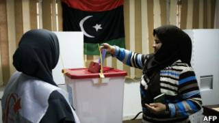 Вибори в Лівії