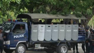 Polisi  wa Burma