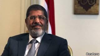 محمد مرسی، رئیس جمهور جدید مصر