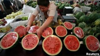 Chợ ở Trung Quốc