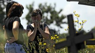 عائلات ضحايا السيول