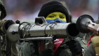 armamento en Venezuela