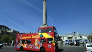 倫敦旅遊車