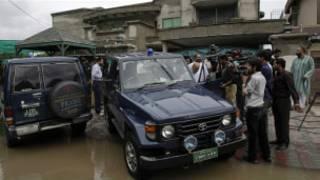 लाहौर पुलिस फायरिंग
