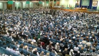 گردهمایی هواداران حزب اسلامی در کابل
