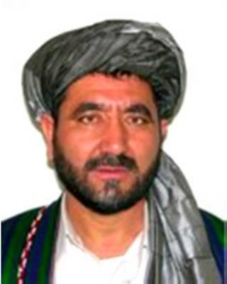 احمد خان سمنگانی، عکس از وبسایت مجلس نمایندگان