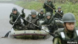 اليابان،فيضانات، اخلاء، منتطق