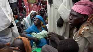 مخيم جمام للاجئين