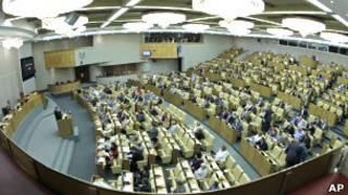 Сессия Госдумы 10 июля 2012 года