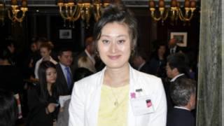 伦敦中国工商协会主管石钰婷