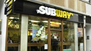 Subway三明治