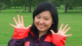 伦敦奥运志愿者, 李硕