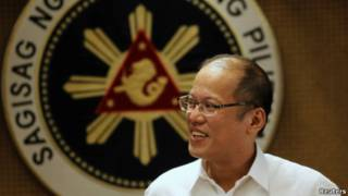 Presiden Benigno Aquino