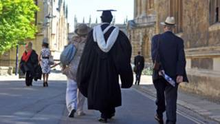 英國大學畢業生