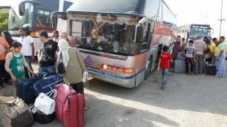 لاجئون ، سوريا