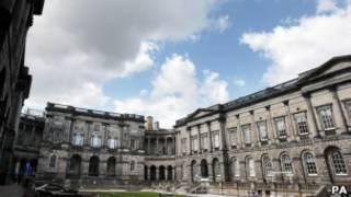 蘇格蘭大學