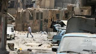 Damasco   Foto: AFP
