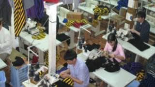 Công nhân may Việt Nam (ảnh minh họa)