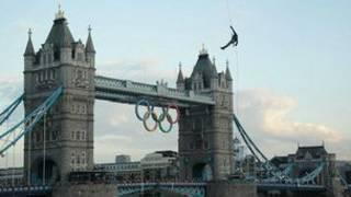 奧運聖火將在倫敦全部33個區中傳遞