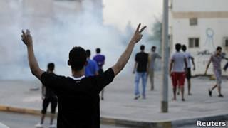 مظاهرات البحرين (ارشيف)