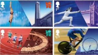 倫敦奧運開幕式紀念票