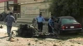 Qarax ka dhacay magaalada Kirkuk