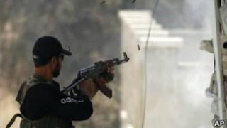 مسلح سوري