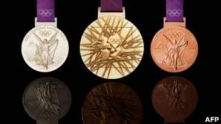 Olimpiya medalları