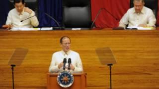 Tổng thống Philippines phát biểu trước Quốc hội