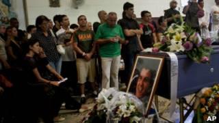 Funeral de Oswaldo Payá
