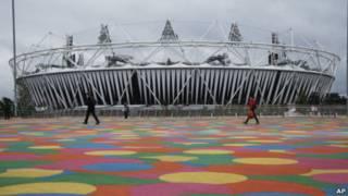 伦敦奥运体育馆