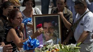 Đám tang Oswaldo Paya