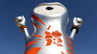 2012伦敦奥运会吉祥物