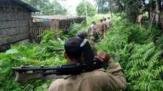 असम हिंसा की फ़ाइल फ़ोटो