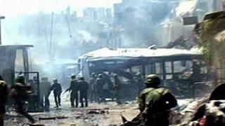 قتال في دمشق