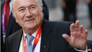 Joseph Blatter (Foto: AFP/Getty Images)