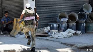 Aleppo | Foto; AFP