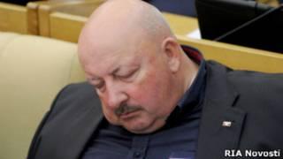 Глава комитета ГД РФ по делам национальностей Гаджимет Сафаралиев
