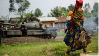 مهجرة رواندية