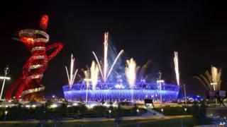倫敦奧運主會場