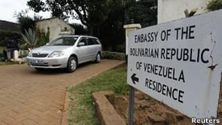 Embajada de Venezuela en Nairobi