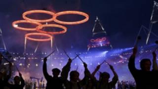 د اولمپيک لوبې په لندن کې پيل شوې