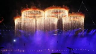 افتتاحية الالعاب الأولمبية