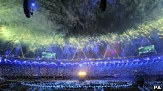 Ibirori vyo gutanguza Olympic 2012 i London