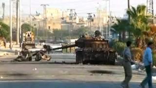 Giao chiến tại Aleppo, Syria