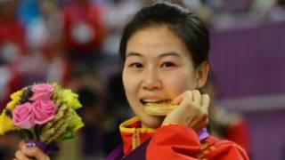 اولمبياد، لندن، الصين، ذهبية،