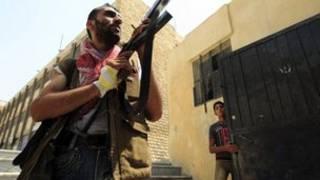 القتال في حلب